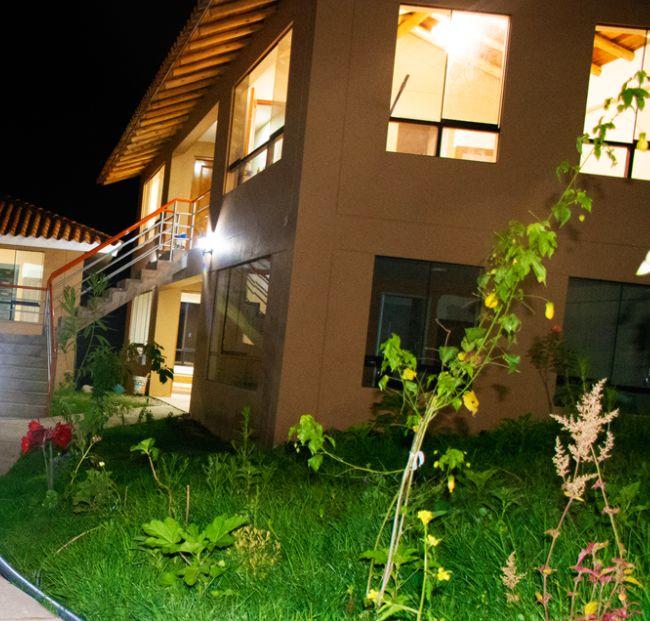 hotel en ollantaytambo cusco