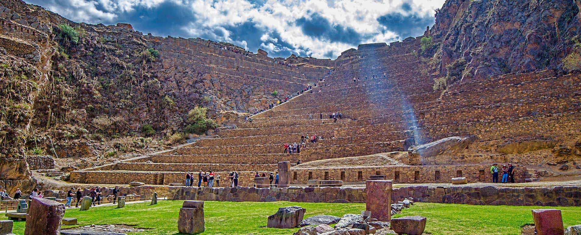 Sacred Valley of the Incas Ruins - Hotel Veronica View