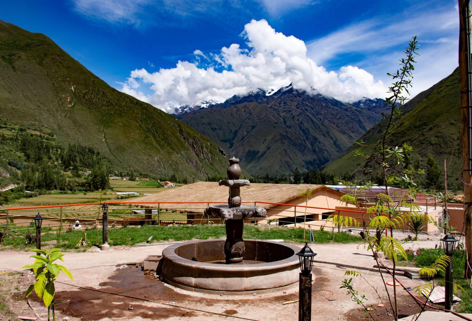 Veronica View Hotel Ollantaytambo Cusco