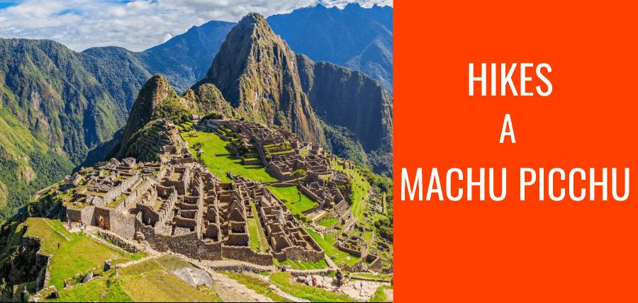 Machu Picchu Hikes