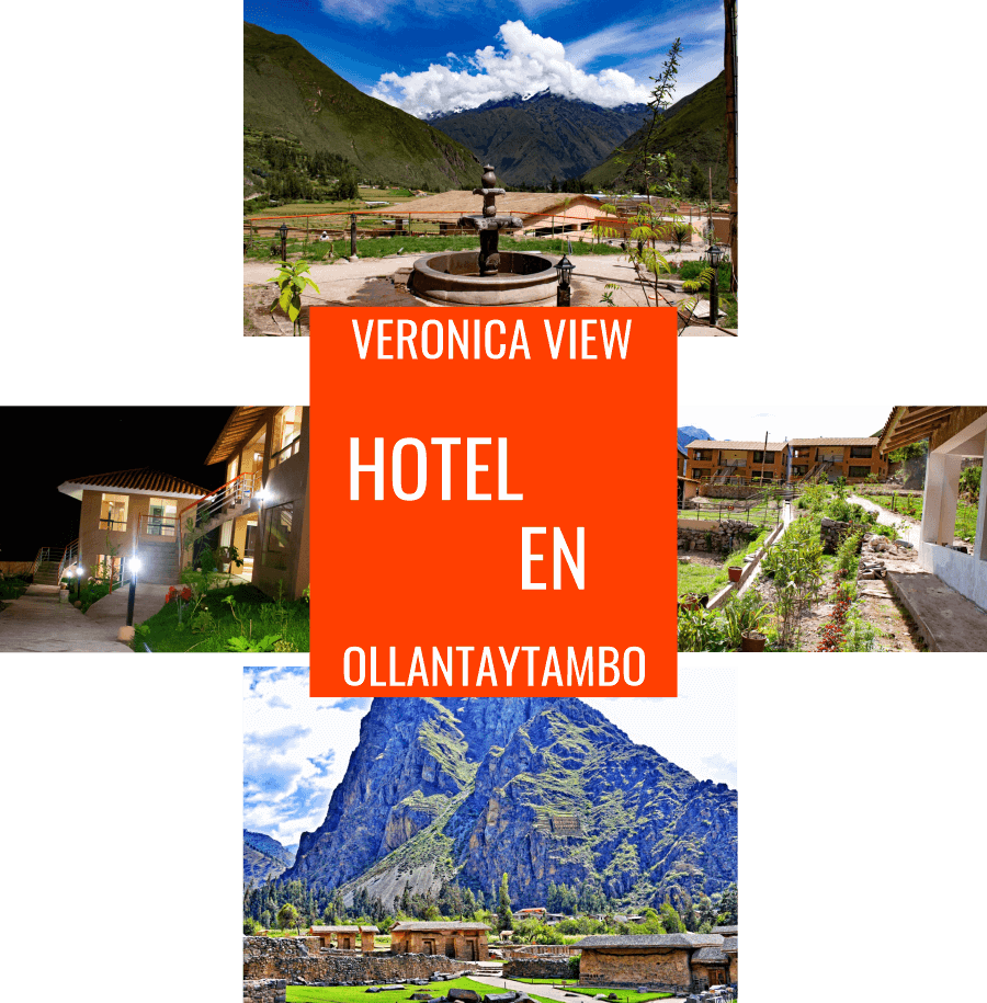 Hotel en Ollantaytambo