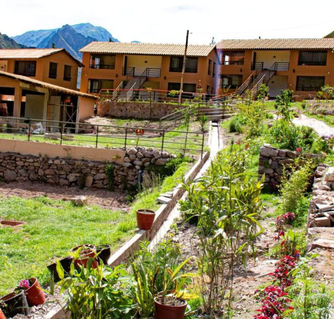 triple room hotel in ollantaytambo matrimonial Cusco