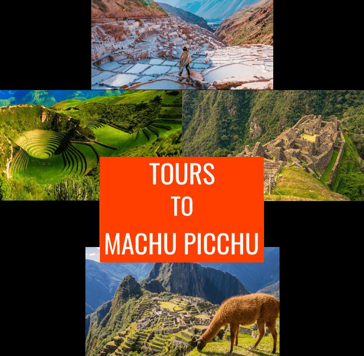 tours to machu picchu peru