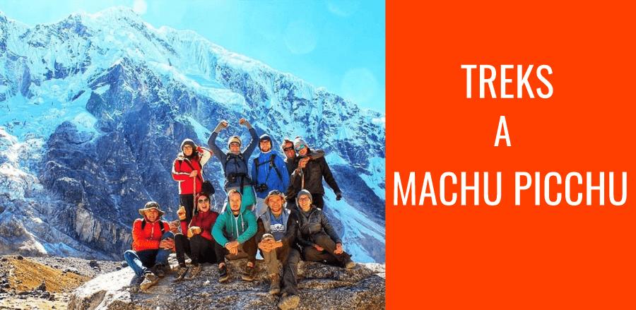 Machu Picchu Treks