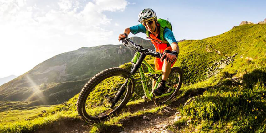 Mountain bike Tour in Ollantaytambo