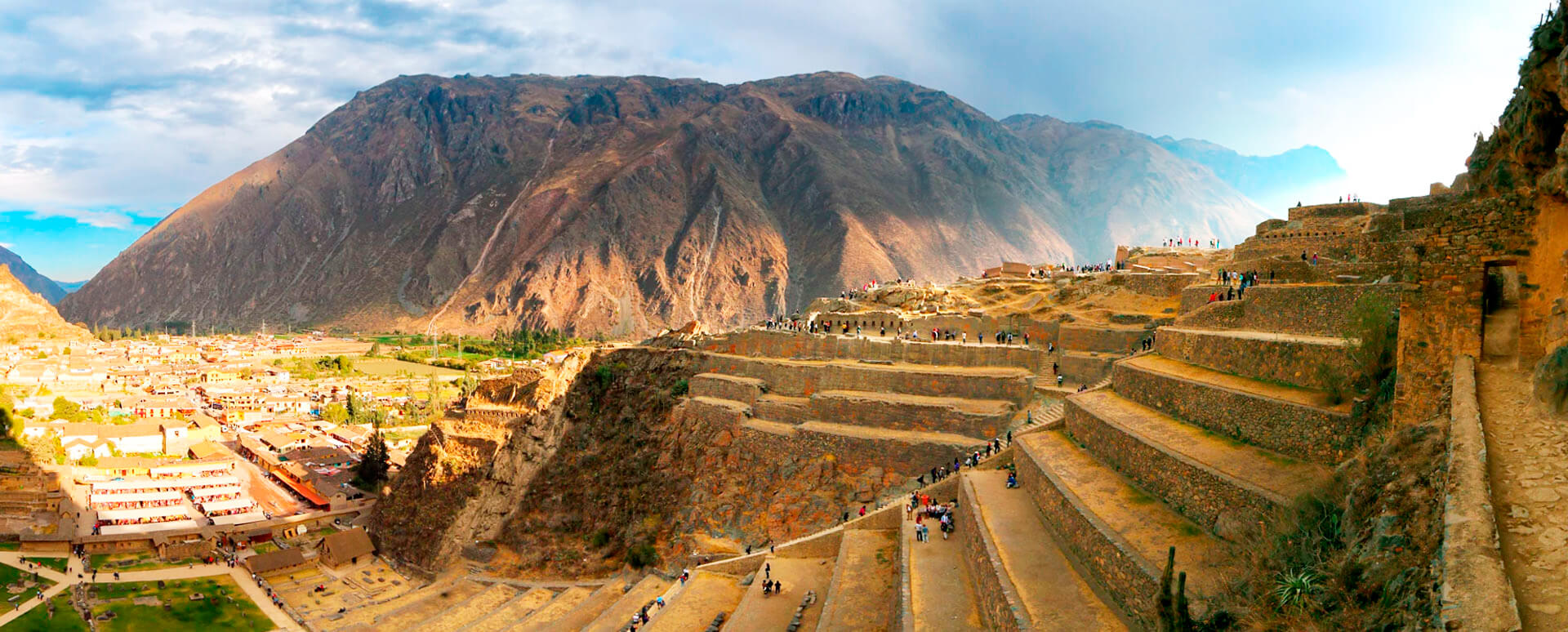 What to see in Ollantaytambo?