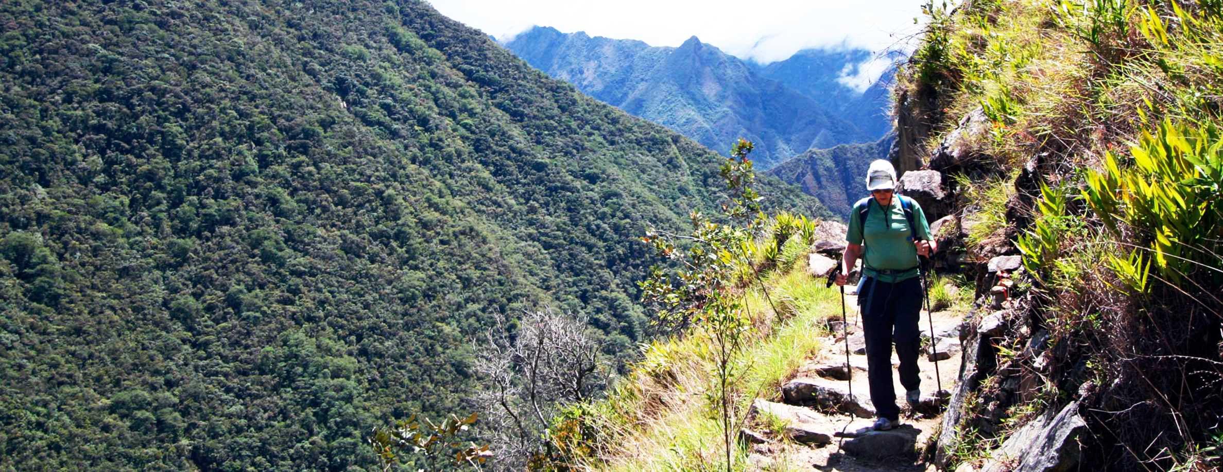 short inca trail to machu picchu 1 day