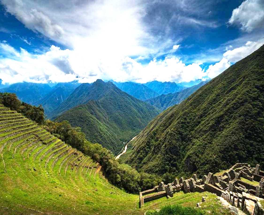 wiñay wayna inca trail to machu picchu